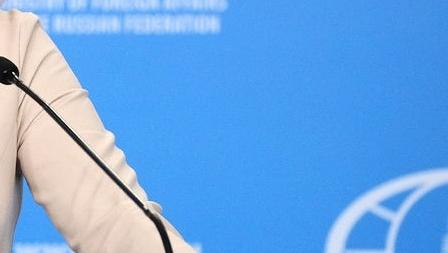 Захарова обвинила Британию во лжи об инциденте с эсминцем