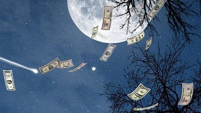 Лунный денежный календарь на январь 2022 года