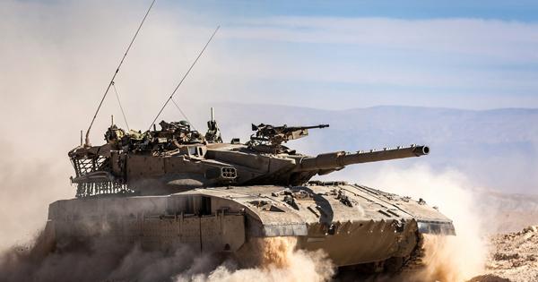 Израильский танк могли уничтожить изроссийского «Корнета»