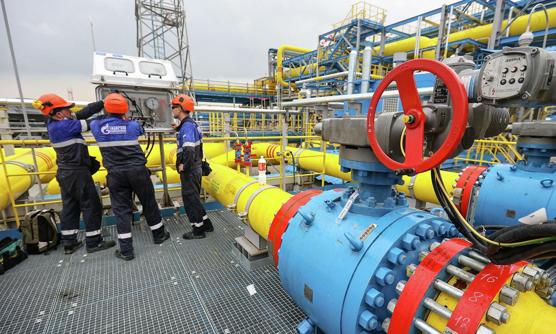 Британцы предрекли борьбу вЕвропе зароссийский газ