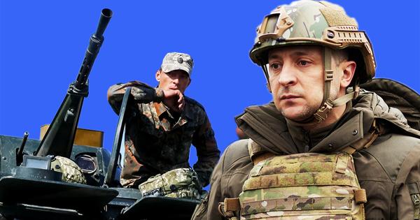Командировка нафронт: Зеленский прибыл вДонбасс