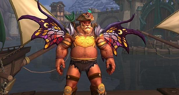 Blizzard добавила в магазин WoW яркий трансмог — игроки завалили студию мемами