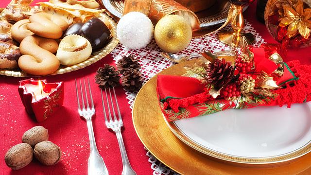 Какие блюда должны быть на рождественском столе