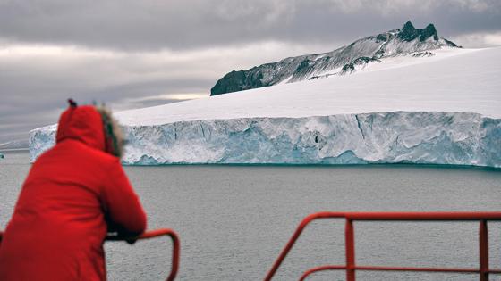 В России оценили годовой ущерб от таяния Арктики