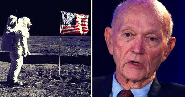 Легенда Аполлона-11Майкл Коллинз «нехочет» возвращения НАСА наЛуну