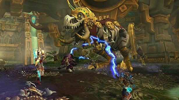 WoW: после выхода препатча игроки в одиночку убивают мировых боссов на 11 уровне