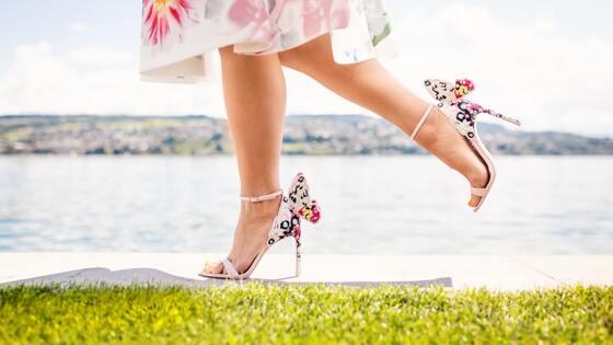 Как выбрать летнюю обувь инезаработать плоскостопие