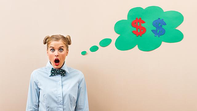 Как притянуть к себе деньги силой мысли
