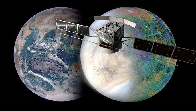 Европейское космическое агентство объявило омиссии кВенере