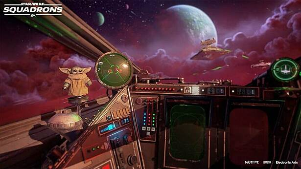 Star Wars: Squadrons получит тематическое обновление
