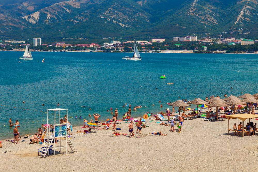 Зачтоможно получить штраф нароссийских пляжах — Рамблер/путешествия