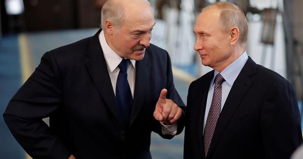 Путин напомнил Лукашенко о миллиардных инвестициях в Белоруссию - Рамблер/финансы