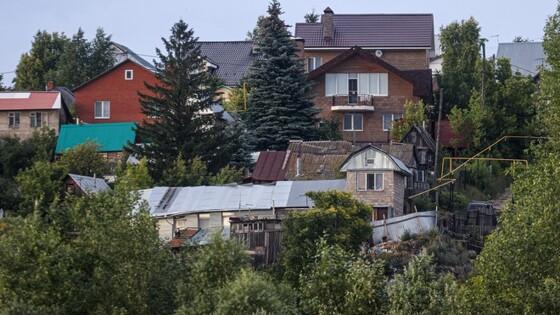 У россиян резко повысился спрос на загородные дома