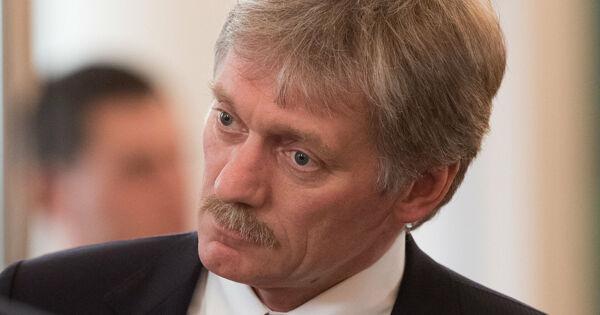Песков: Путин едет вЖеневу из-за«плохих отношений России иСША»