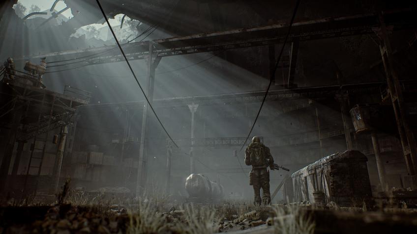 В тизере S.T.A.L.K.E.R. 2 показали путепровод «Припять-1»