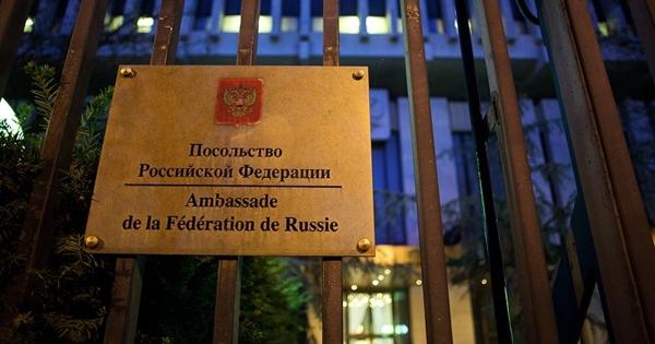 Россия отреагировала навызов своего посла вМИДФранции