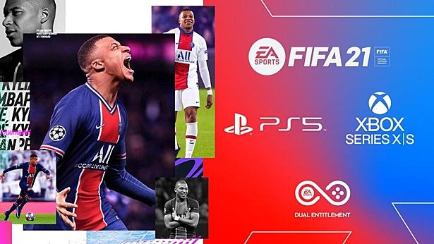 Стала известна дата выхода FIFA 21 на PS5