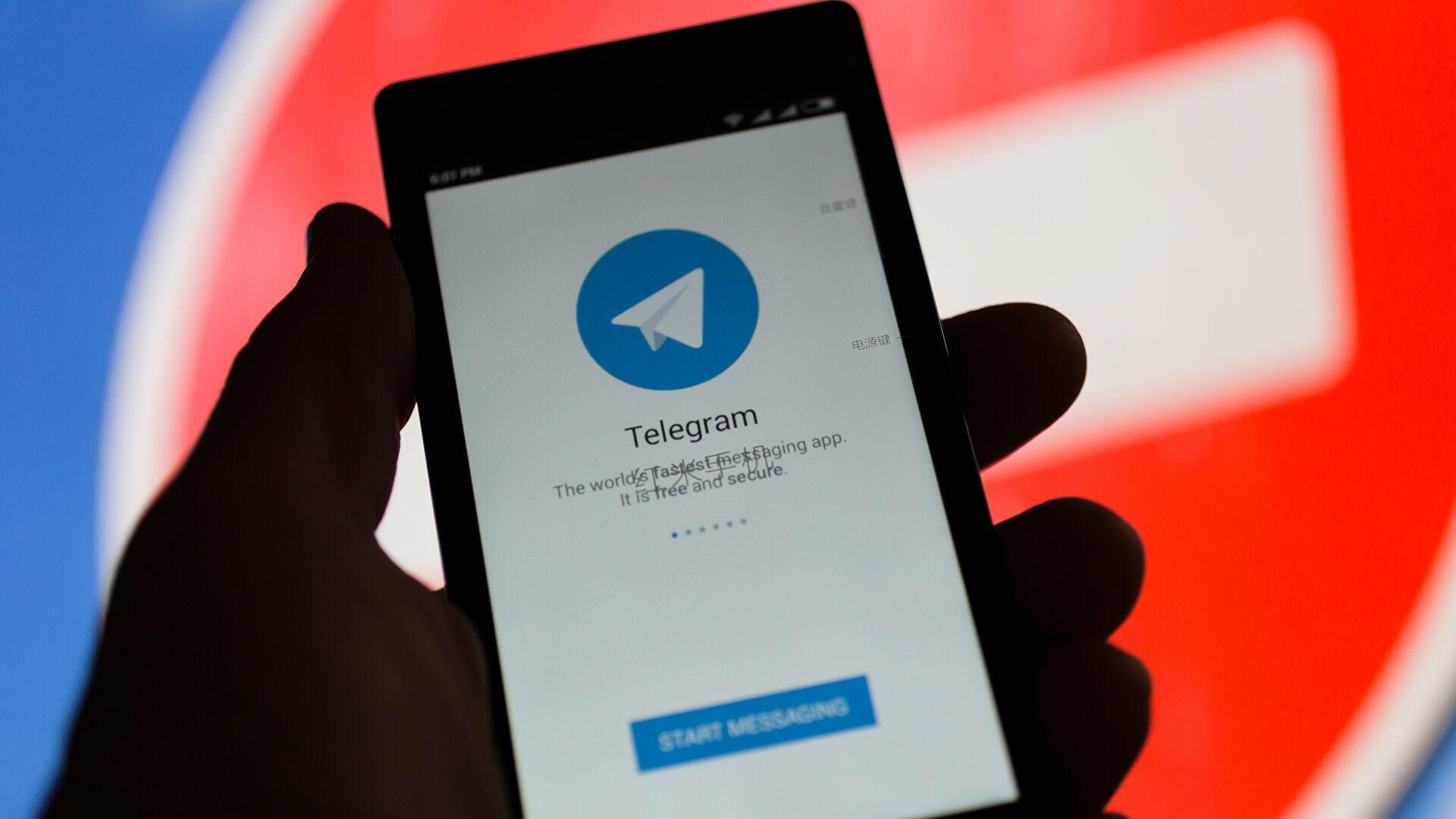 Павел Дуров предложил отключить Telegram вРоссии