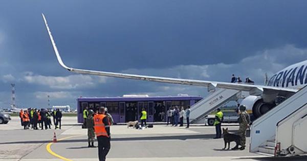 Британия недоказала причастность России кинциденту ссамолетом Ryanair