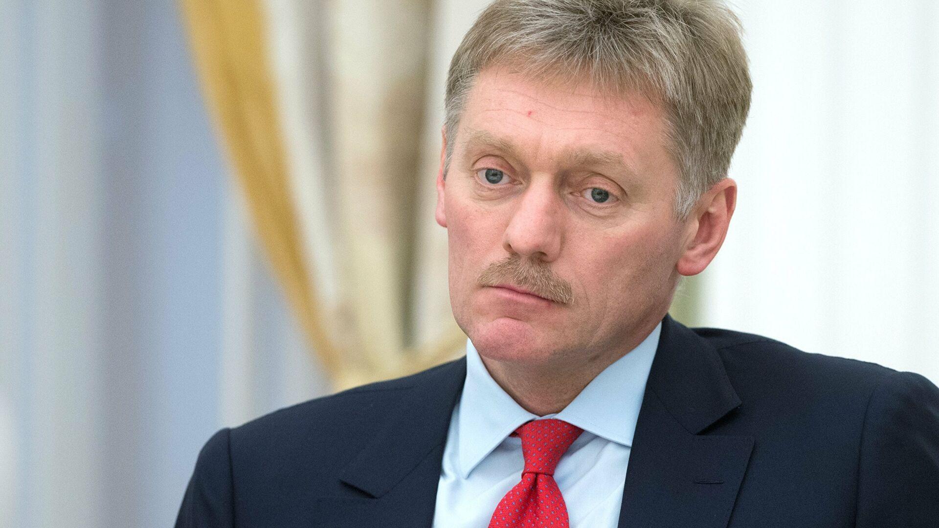 Кремль опроверг присутствие российских военных вМали