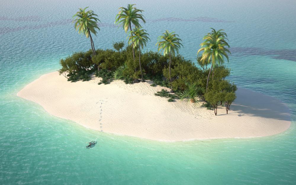 Острова, которые никто нехочет покупать закопейки — Рамблер/путешествия