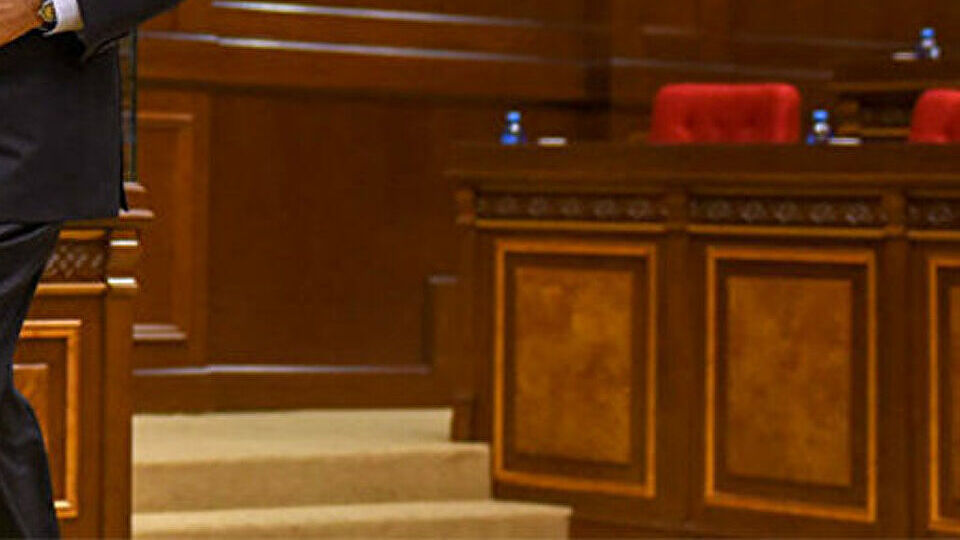 Президент Армении экстренно госпитализирован