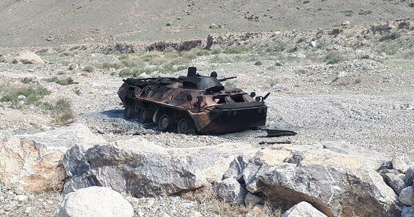 Стало известно огибели 19таджикистанцев вовремя боев награнице сКиргизией