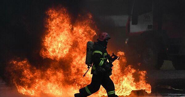 Гостиница загорелась вМоскве, есть жертвы