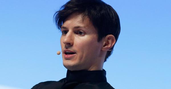 Павел Дуров поприветствовал вTelegram «70млнбеженцев»