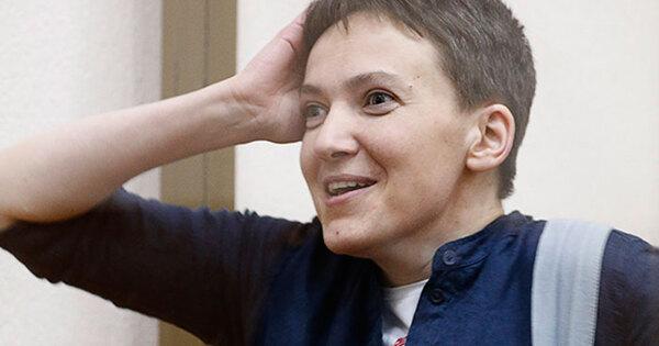 Савченко заявила опотере Украиной суверенитета
