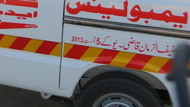 27 человек погибли в ДТП с грузовиком в Пакистане