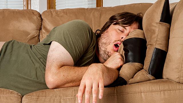 Почему мужчины становятся ленивыми