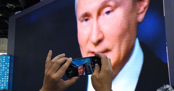 Путин даст интервью американскому каналу NBC