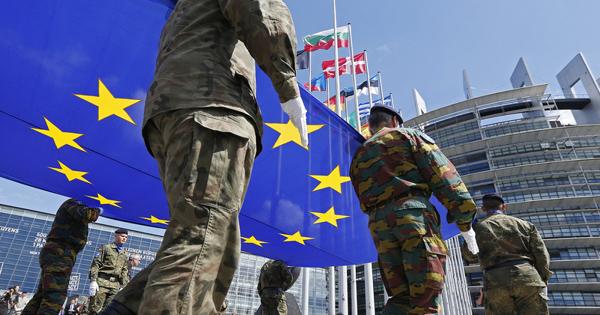 Евросоюз выступил засоздание военной миссии наУкраине