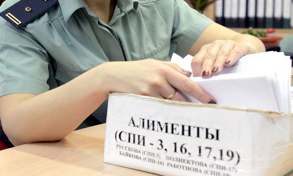 ВСовфеде предложили арестовывать на15суток занеуплату алиментов