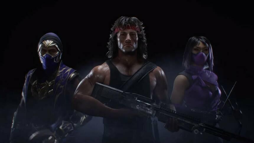 В Mortal Kombat 11 появятся новые персонажи