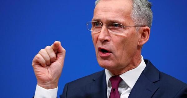 Столтенберг предложил Лаврову возобновить формат «Россия-НАТО»