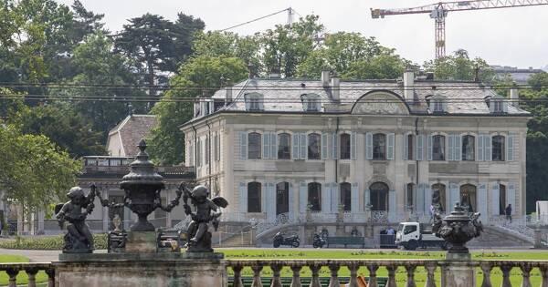 МИДШвейцарии назвал место проведения саммита Путина иБайдена