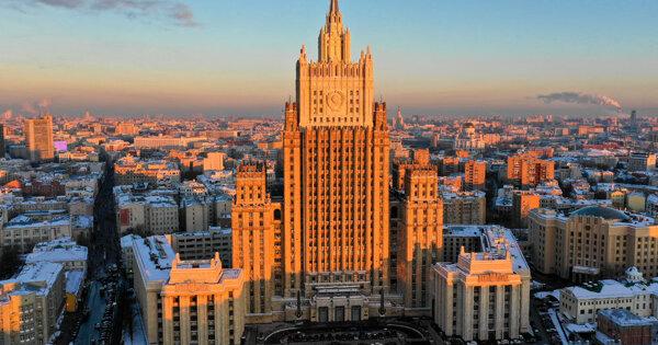 МИДвручил послу Болгарии ноту обответных мерах навысылку российских дипломатов