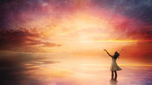 Как просить и получать помощь от Вселенной