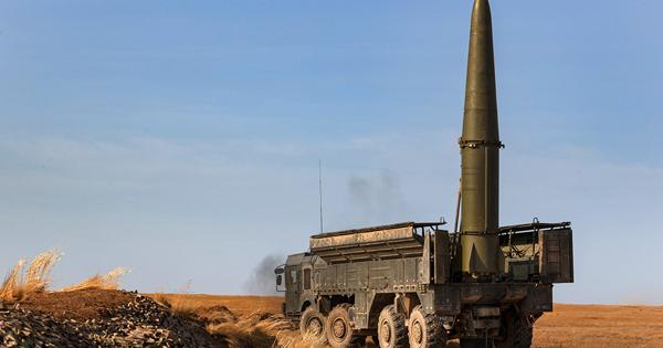 УКремля пока нетданных обобломках ракет «Искандера» вКарабахе