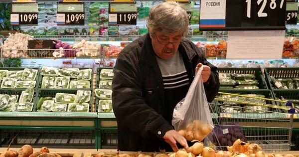 Россия продлила продовольственное эмбарго
