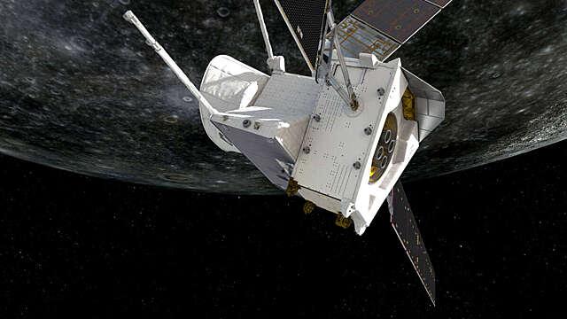 Орбитальный аппарат ЕКА пролетит мимо Меркурия 1 октября 2021 года