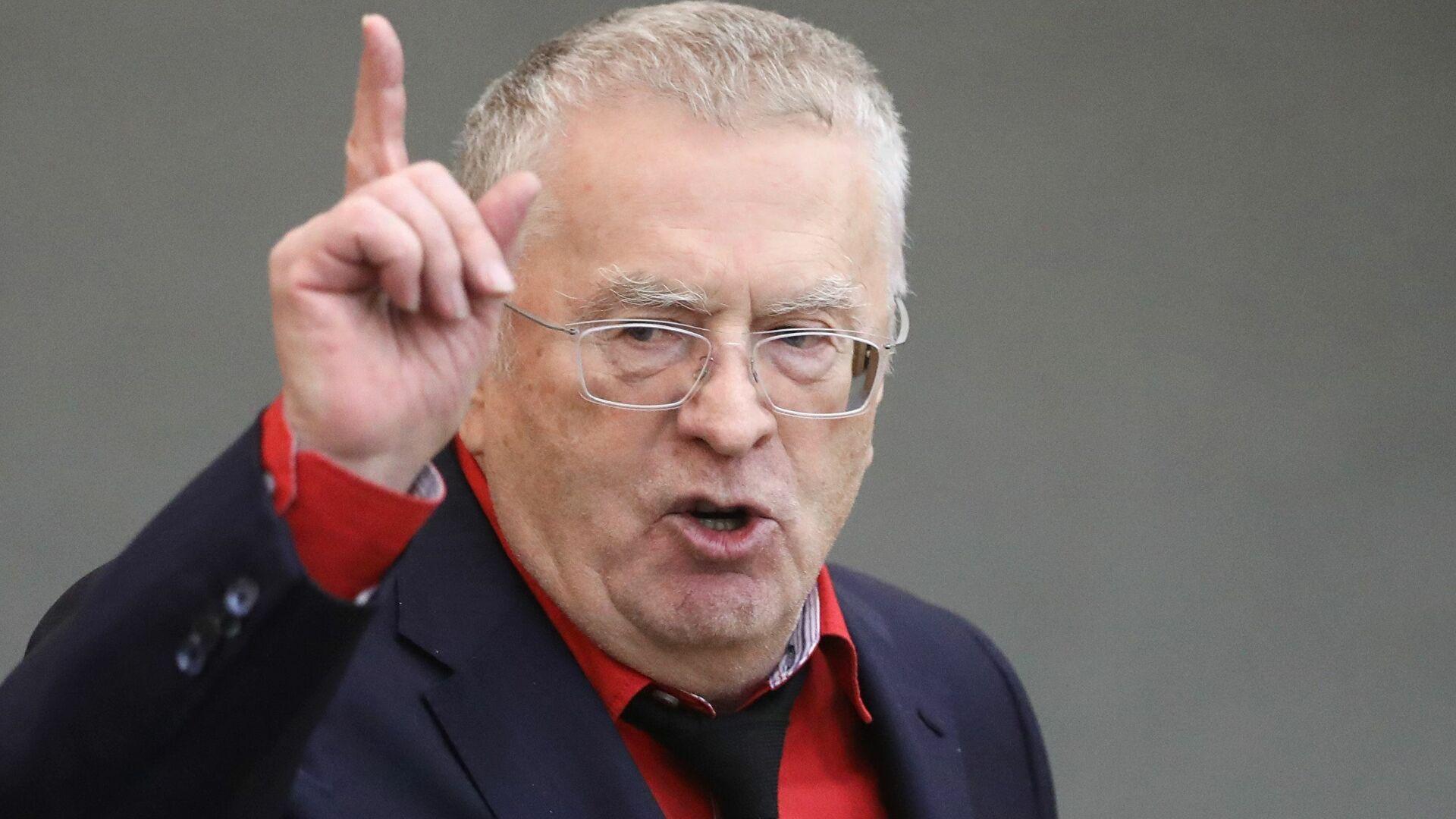 Жириновский назвал кандидата напост министра труда России