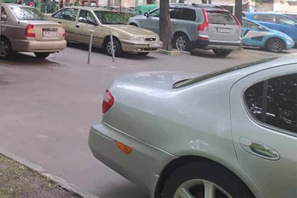 В Москве пожаловались на «гараж-призрак»
