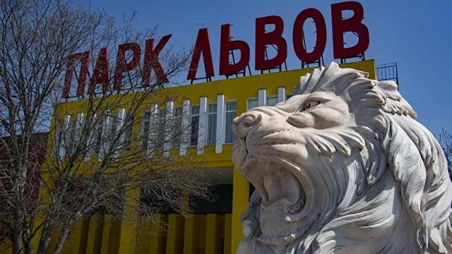 Директор крымского парка обвинил родителей внападении тигра наребенка