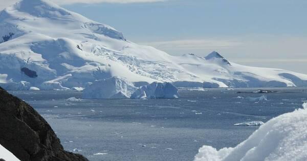 Ученые опасаются обрушения ледников Антарктиды