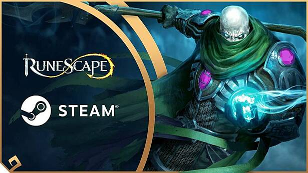 MMORPG RuneScape вышла в сервисе Steam