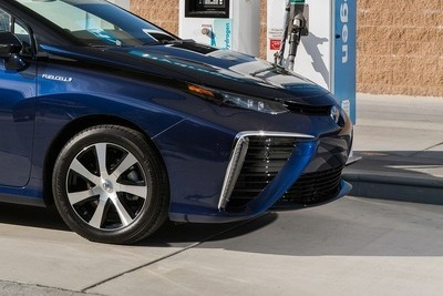 Techno_sreda: Hydrogen for electric vehicles has fallen in price