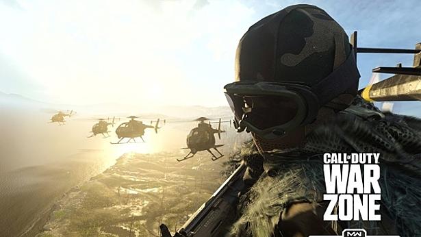 Call of Duty: Warzone станет доступна на PS4 и PS5 в России
